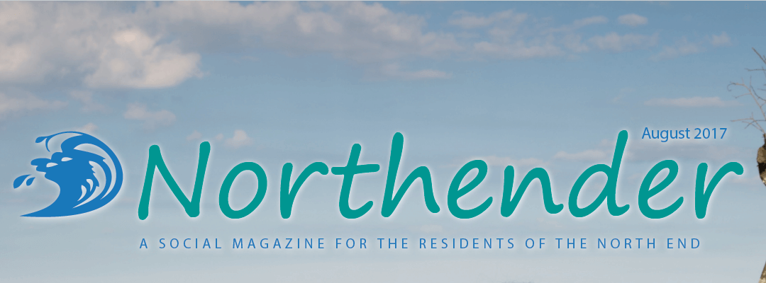 PRESS: Northender Magazine August 2017