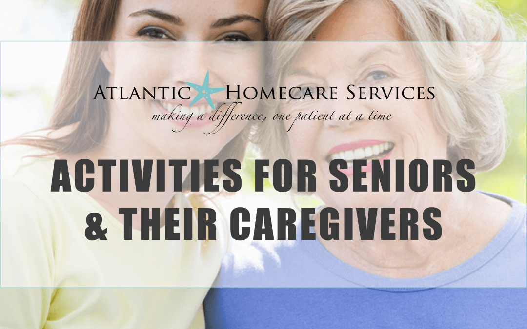 Activities for Seniors & Their Caregivers | Hampton Roads Edition